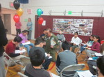 NY area school visit