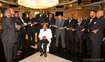 Alpha Phi Alpha Fraternity honor Dabney Montgomery
