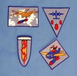 616th, 617th, 618th, 619th Squadrons of the 477th