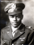 Lt. Paul Mitchell, 99th Fighter Squadron