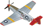 """Lee Archer's P-51C, """"Ina, the Macon Belle"""""""