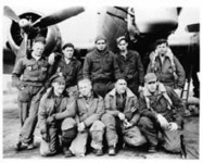 Bomber crews like this trusted their lives to the 332nd...