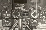 Front Office of a fighter plane
