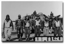 B-25 Crew of the 477th Bomb Group