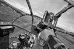 B-25 bombardiers station