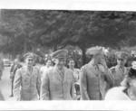 Eisenhower visits Tuskegee