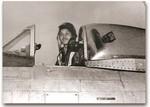 1949 USAF Gunnery Championship Team Pilot Halbert Alexander