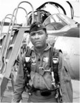 Airmen like Asa Herring flew everything from Piper Cubs to F-104's
